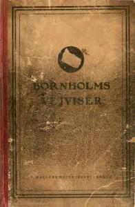 1925 Bornholms vejvise forside og indstik_Artikel1