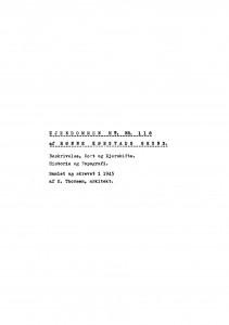 Ejendommen mt nr 118 af RØNNE KØBSTADS GRUND 1