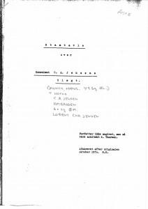 Stamtavle over Konsulent C A Jensens Slægt-K Thorsen 1