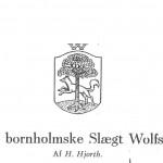 Wolfsen, Bornholm 1
