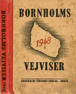 1948 Bornholms vejviser forsider_Side_1