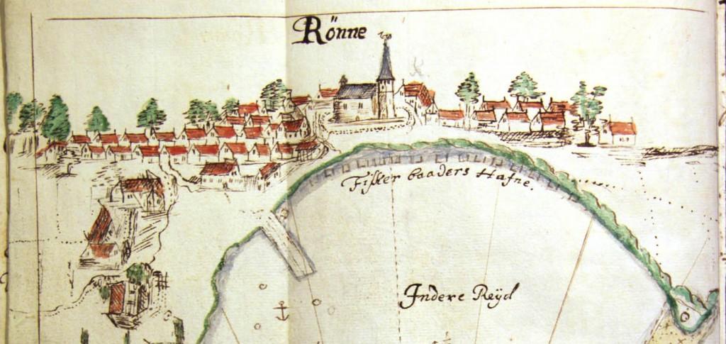 Bagge Wandels relation fra 1676