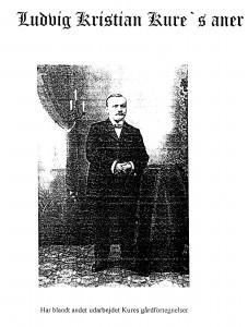 Ludvig Kristian Kures aner 1