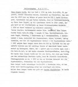 Mølleslægten Westh af K Thorsen 1941 m fl 1
