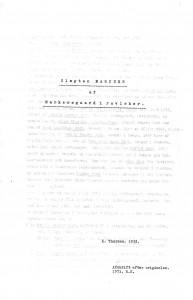 Slægten Marcher af Markeregaard i Povlsker-K Thorsen 1935 1